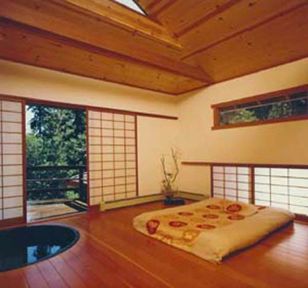 Traditional Japanese Bedroom Design Ideas