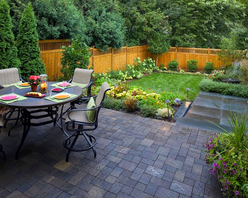 Wonderful Stunning Landscape Design Ideas for Your Small ... on Small Yard Landscaping Ideas id=20987
