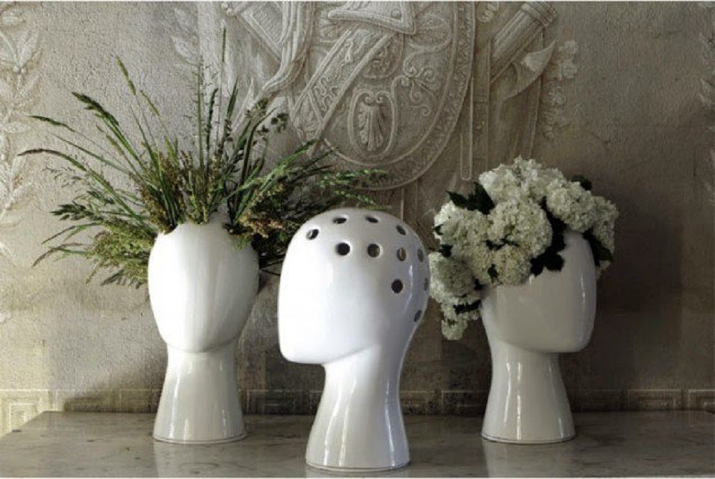 Amusing and Unique Vase Shape Ideas