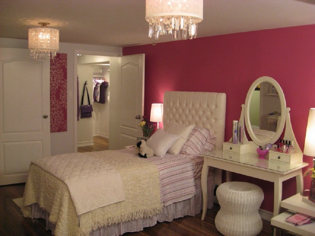Classy bedroom designs for teenage girls samplingkeyboard - Small room ideas for teenage girl ...