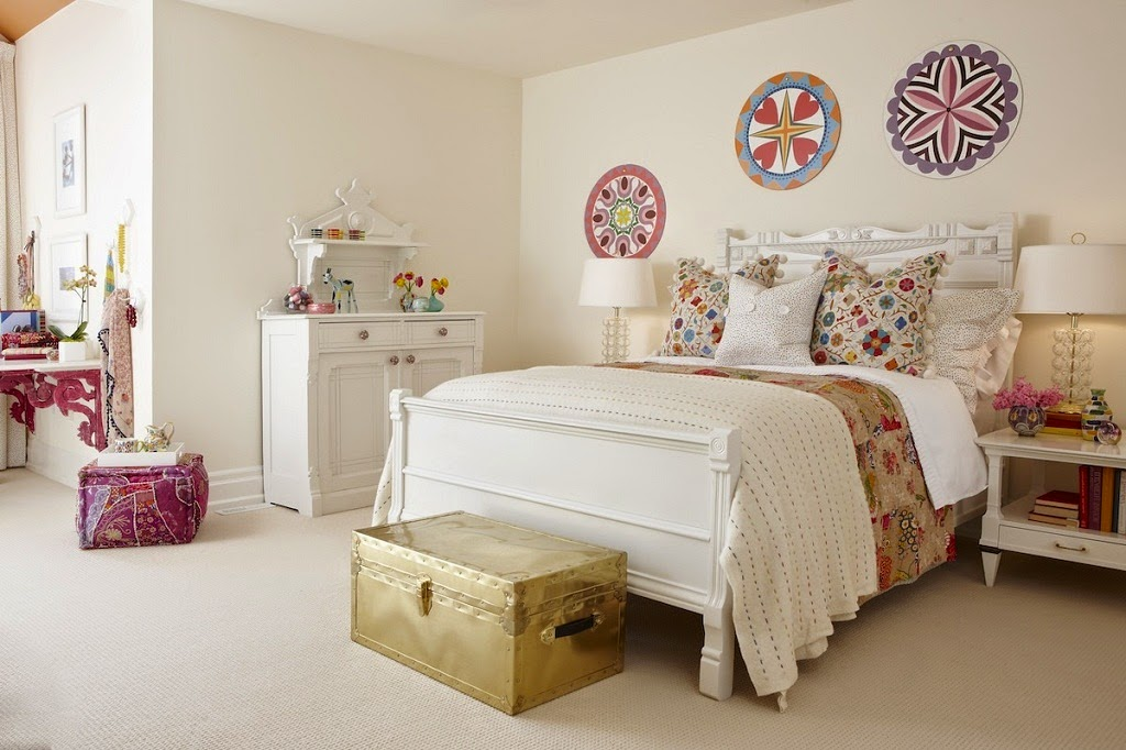Classy Bedroom Designs For Teenage Girls | samplingkeyboard